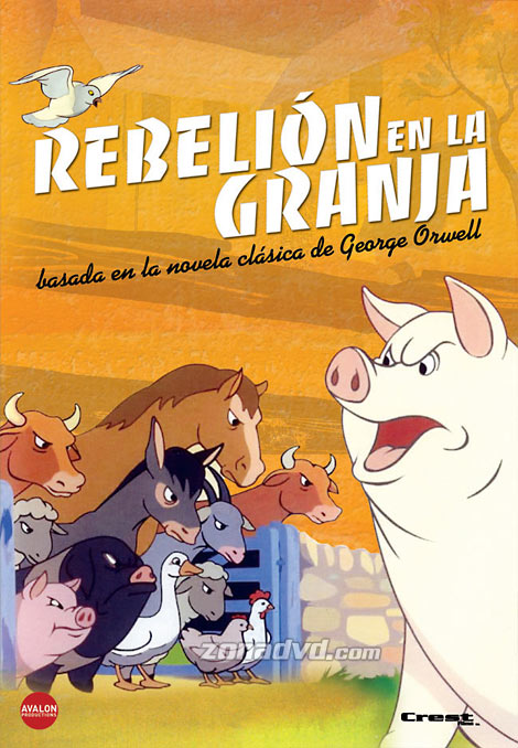 Rebelin en la granja (George Orwell, 1954) COMPLETA